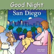 Good Night San Diego [Board book]