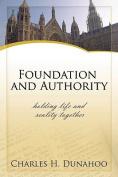 Foundatiion And Authority