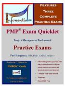 PMP Exam Quicklet