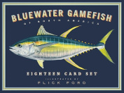 Bluewater Gamefish of North America Eighteen Card Set