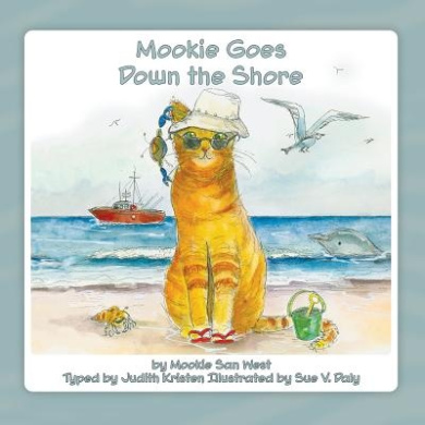 Mookie Goes Down the Shore