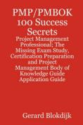PMBOK 100 Success Secrets
