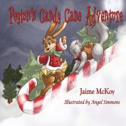 Peyton's Candy Cane Adventure