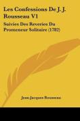 Les Confessions de J. J. Rousseau V1