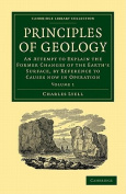 Principles of Geology 3 Volume Paperback Set