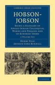 Hobson-Jobson 2 Part Set