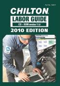 Chilton Parts & Labor Guide, 2010 Edition  : CD-ROM