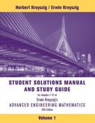 Student Solutions Manual to Accompany Advanced Engineering Mathematics, 10e