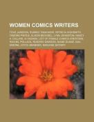Women Comics Writers