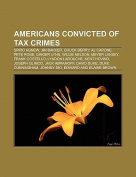 Americans Convicted of Tax Crimes