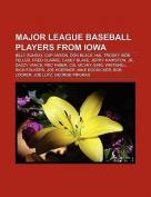 Major League Baseball Players from Iowa