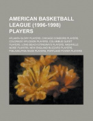 American Basketball League (1996-1998) Players