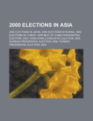 2000 Elections in Asia