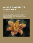 Olympic Games in the Soviet Union