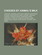 Cheeses by Animal's Milk