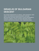 Israelis of Bulgarian Descent