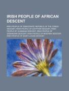 Irish People of African Descent