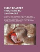 Curly Bracket Programming Languages