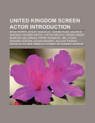 United Kingdom Screen Actor Introduction