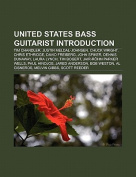 United States Bass Guitarist Introduction