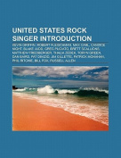 United States Rock Singer Introduction