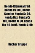 Honda-Kleinkraftrad [GER]