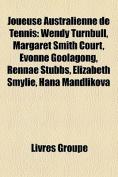 Joueuse Australienne de Tennis [FRE]