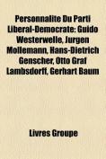 Personnalite Du Parti Liberal-Democrate [FRE]
