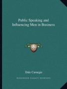 Public Speaking and Influencing Men in Business