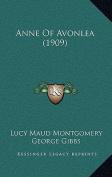 Anne of Avonlea (1909)