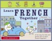 Learn French Together with Book(s) and Sticker and CD
