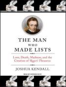 Man Who Made Lists [Audio]