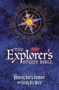 Explorer's Study Bible-NKJV