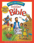 Read and Share Toddler Bible [With DVD]