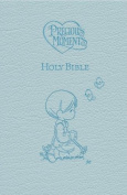 Precious Moments Holy Bible - Blue Edition
