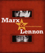 Marx and Lennon