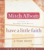 Have a Little Faith [Audio]