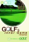 Golf's Inner Game Cards
