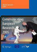 Communicating European Research