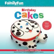 """FamilyFun"" Birthday Cakes"