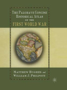 The Palgrave Concise Historical Atlas of the First World War