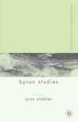 Palgrave Advances in Byron Studies