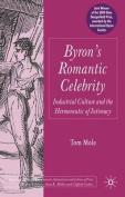 Byron's Romantic Celebrity
