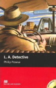 L A Detective - With Audio CD