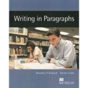 Writing in Paragraphs Student Book