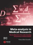 Meta-Analysis in Medical Research