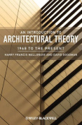 An Introduction to Architectural Theory