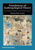 Foundations of Anthropological Theory