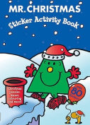 Mr Christmas Sticker Activity Book