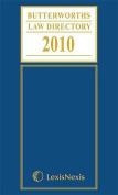 Butterworths Law Directory